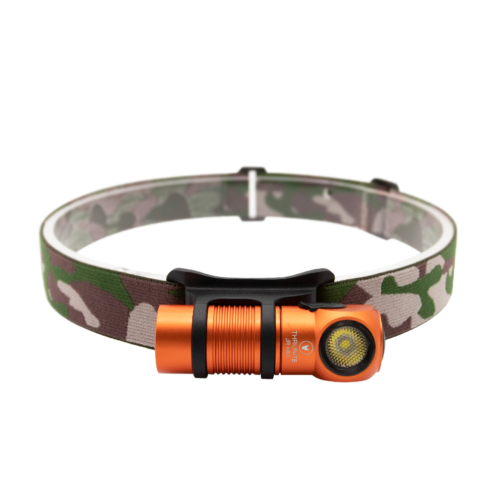 Thrunite JR H01 CW in orange mit 690 Lumen