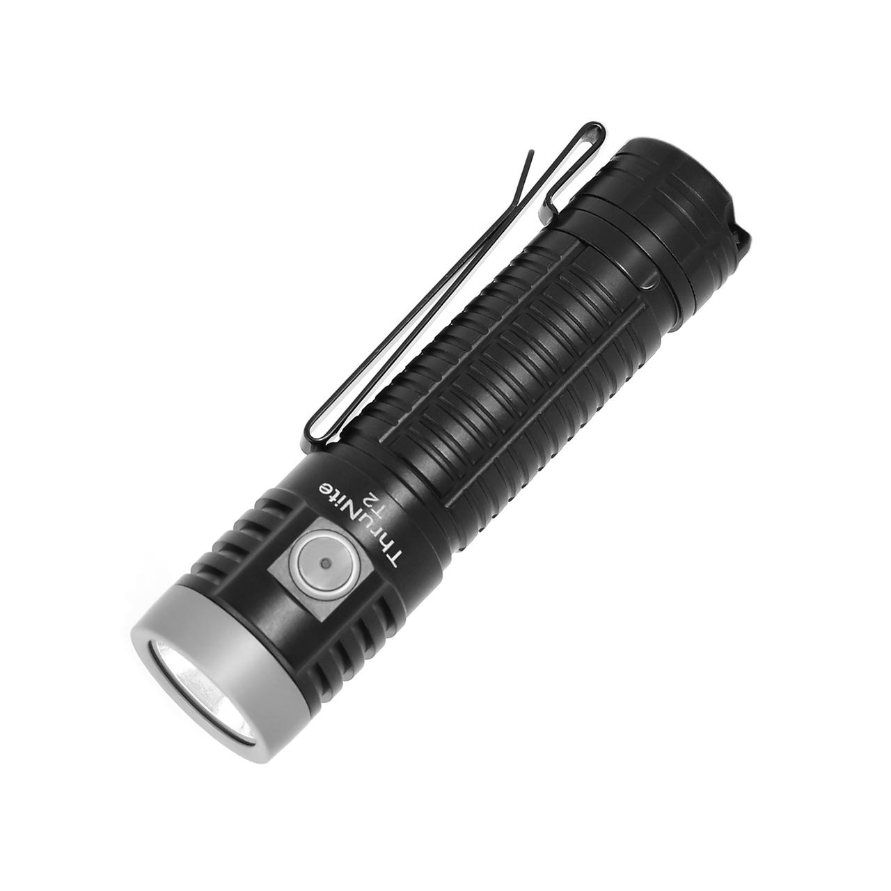 ThruNite T2, wiederaufladbare Taschenlampe inkl. 21700 Akku
