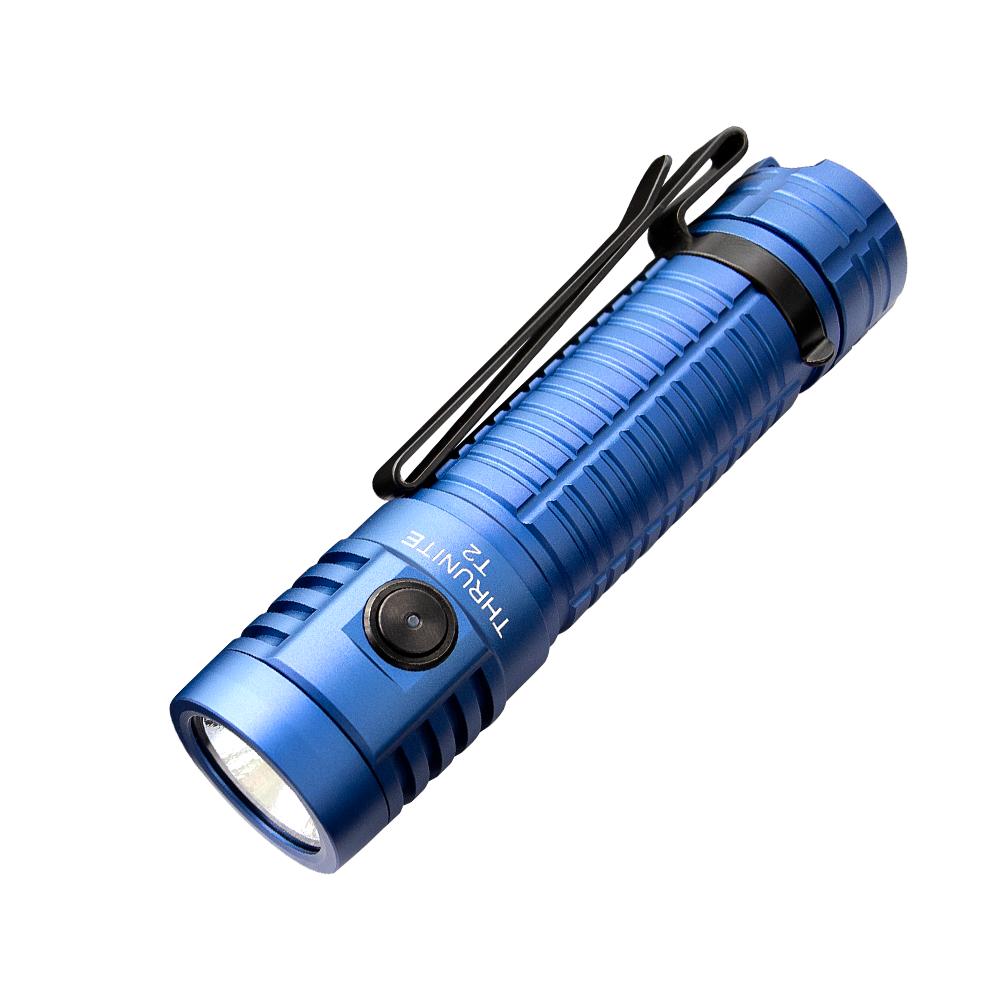 ThruNite T2 inkl. 21700 Akku in kaltweiss - Ocean Blue Limited