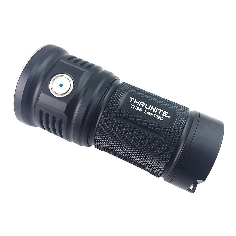 Bundle ThruNite® TN36 LIMITED max.11000 lm mit 3 x CREE XHP70B LED